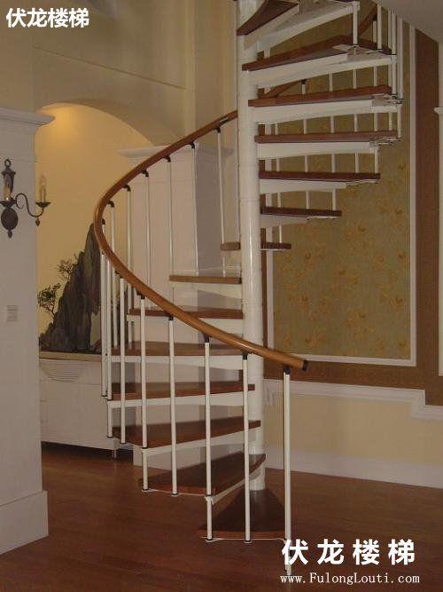 【产品3】旋转楼梯-复式阁楼楼梯