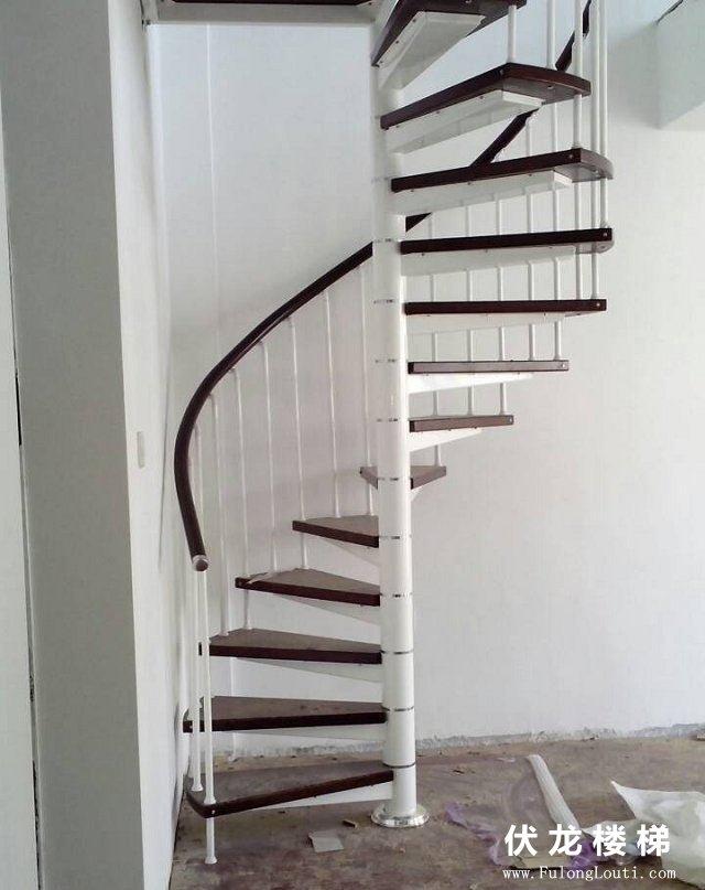 【产品4】旋转楼梯-复式阁楼楼梯