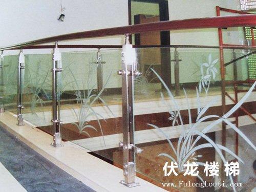 【产品7】不锈钢玻璃扶手